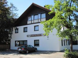 Hotel Drei Rosen, Ottobrunn