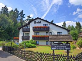 Hotel Am Wald, Marktredwitz