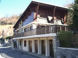 Beautiful, Large French Chalet