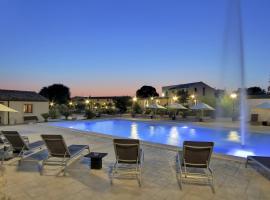 Artemisia Resort, Puntarazzi