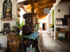 Hotel La Casona, Tapalpa