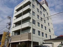 Hotel Route-Inn Court Uenohara, Uenohara