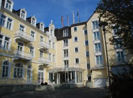 Hotel Rheinischer Hof Bad Soden, Bad Soden am Taunus