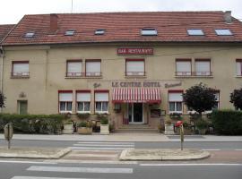 Hotel le Centre, Comblanchien