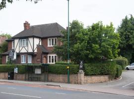 Tudor Lodge Hotel, Nottingham