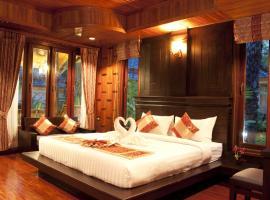 Thalane Palm Paradise Resort, Tha Lane Bay
