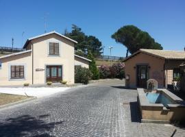 La francigena, San Lorenzo Nuovo