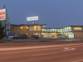 Sun-Dek Motel, Medicine Hat