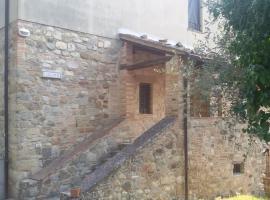 Forconate, San Casciano dei Bagni