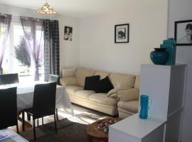Sahondra - Appartement Proche Hippodrome, Caen