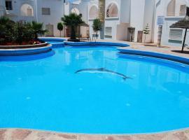 Villa Saadia, Sidi Bouzid