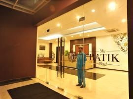 The Batik