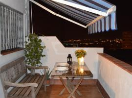 Apartment Pla dels Cirerers, Barcelona