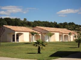 Park & Suites Village Gorges de l'Hérault-Cévennes, Brissac