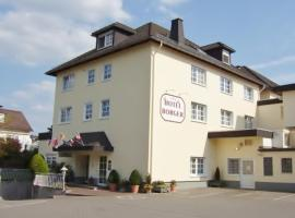 Hotel Borger, Frankfurt na Majni