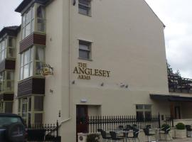 Anglesey Arms Hotel, Menai Bridge