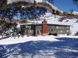 Swagman Chalet, Perisher Valley