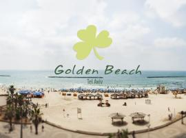 Golden Beach Hotel By Arcadia Hotels Chain, Tel Aviv