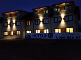 Hotelik A2, Pruszków