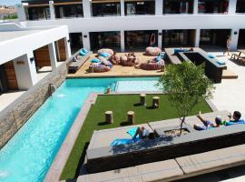 Windtown Lagoon Hotel, Langebaan