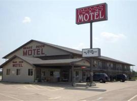 Brass Door Motel, Gassville