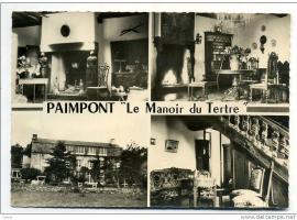 Le Manoir Du Tertre, Paimpont