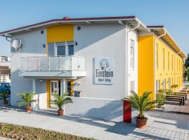FairSleep Motel Einstein Erding, Erding