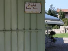 Il Cortile Friendly House, Borgomanero