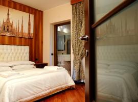 Hotel Malpensafiera, Bernate Ticino