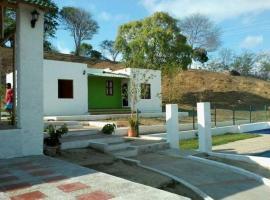Aparta Suite La Granja, Santa Verónica