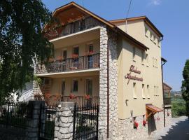 Deluxe Apartments, Hévíz