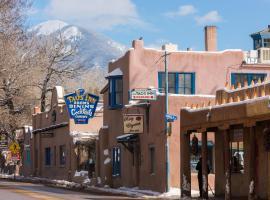 The Historic Taos Inn, Taos