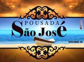 Pousada São José, Santo Amaro
