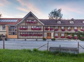 Landgasthaus Rössli, Hundwil