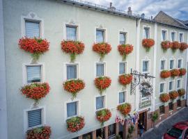 Hotel zur Rose, Riudesheimas prie Reino