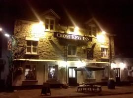 The Cross Keys Inn, Goodrich