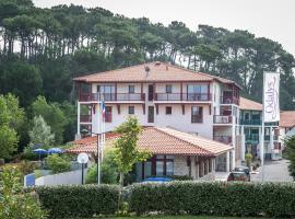 Odalys Hôtel Erromardie, Saint-Jean-de-Luz