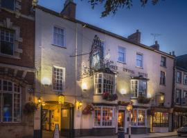 Three Swans Hotel, Market Harborough