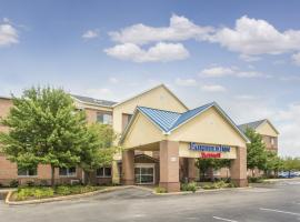 Fairfield Inn & Suites by Marriott Dayton South, Centerville