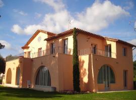 Appartement Villa Angelina, Grimaud