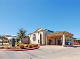 Best Western Cedar Inn, Cedar Park