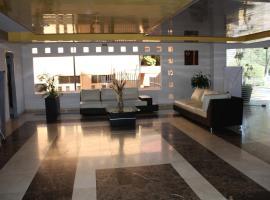 Hotel Aqueronte, Ixtapaluca