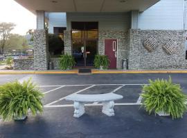 Americourt Hotel - Mountain City, Mountain City