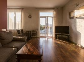 River view apartment in Old Town