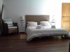 Guest House Brameloup Jardin Ovale, Coudures