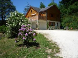 Woodlands Le Poncheral, Treignac