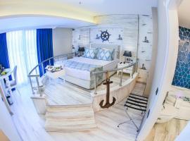 Demonti Hotel, Анкара