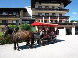 Gasthaus Sonnenhof, Abtenau