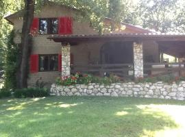 The Woods Holiday Home, Orte