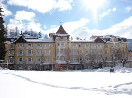 Miramonti Grand Hotel, Cortina d'Ampezzo